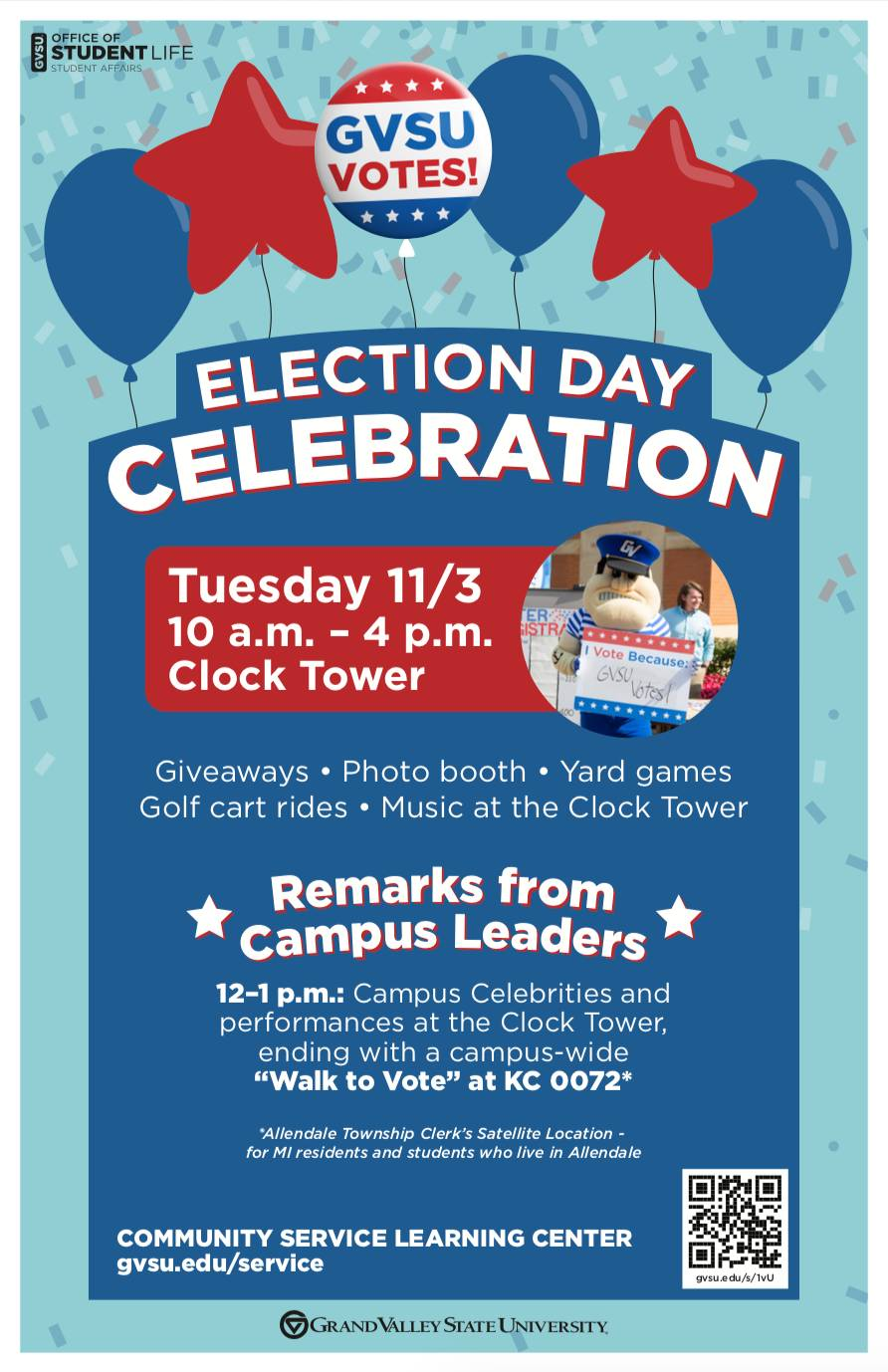 Election Day Celebration!